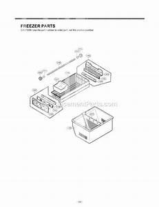 Lg Lfx25960st Parts List And Diagram   Ereplacementparts Com
