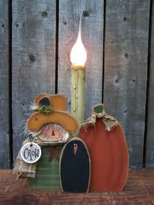 Primitive Fall Wood Craft Patterns