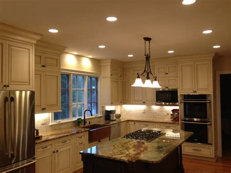 Recessed Lighting Fixtures For Kitchen