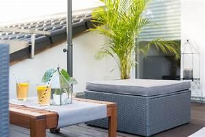 Sonnenschirme Für Den Balkon : 5 tipps f r den balkon impressionen unserer dachterrasse ~ Michelbontemps.com Haus und Dekorationen