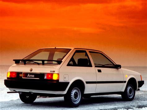 Foto Alfa Romeo Arna Ti (1984-86), Foto Auto di serie ...