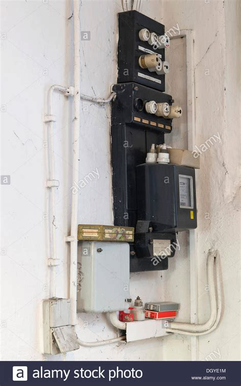 Electricity Fuse Box by Electrical Fuse Box Stock Photos Electrical Fuse