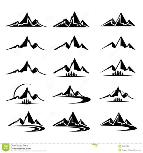 mountain clipart simple mountain clipart clipart suggest