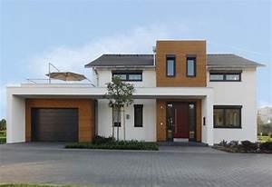 Haus Walmdach Modern : haus k ln streif haus fertighaus ~ Indierocktalk.com Haus und Dekorationen