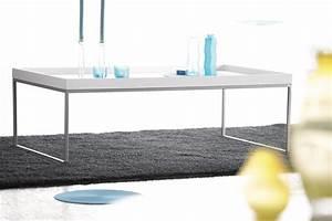Tisch 40 X 60 : jan kurtz pizzo couchtisch tisch in luna silber wei 110 x 40 x 60 wohnzimmer couchtische ~ Bigdaddyawards.com Haus und Dekorationen