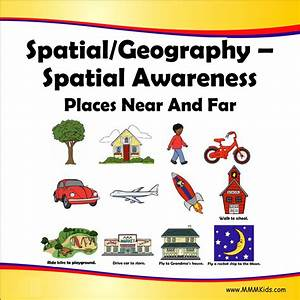 Spatial Awareness — Places Near And Far