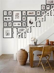 Fotos An Wand Kleben : fotowand selber machen 66 wundersch ne ideen und ~ Lizthompson.info Haus und Dekorationen