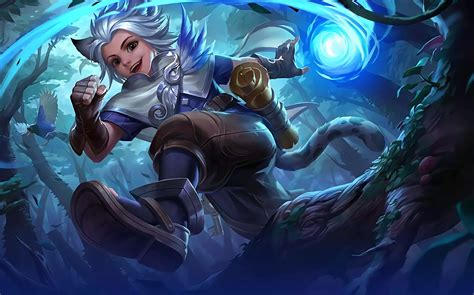 Harith Mobile Legends Wallpaper Hd