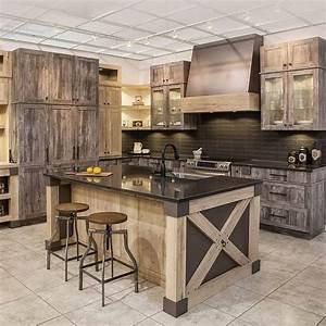 Idee relooking cuisine cuisine rustique chic en melamine for Idee deco cuisine avec décoration intérieure tendance 2017