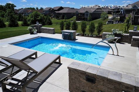 pool color fiberglass pool colors thursday pools