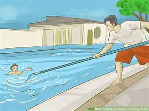 Being an average swimmer how should I save the drowning ...
