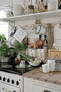 Deko Küche Landhausstil : landhaus inspirationen k che einrichten pinterest k che deko k che und k chen ideen ~ Frokenaadalensverden.com Haus und Dekorationen