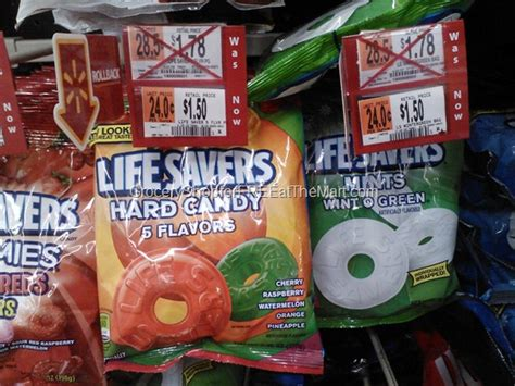 Life Savers Bags Just