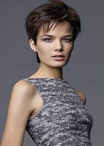 Coupe De Cheveux Pour Visage Rond Femme 50 Ans : tendances coiffurecoiffure courte pour femme 2018 les ~ Melissatoandfro.com Idées de Décoration