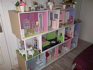 Comment Construire Une Maison De Barbie Ventana Blog