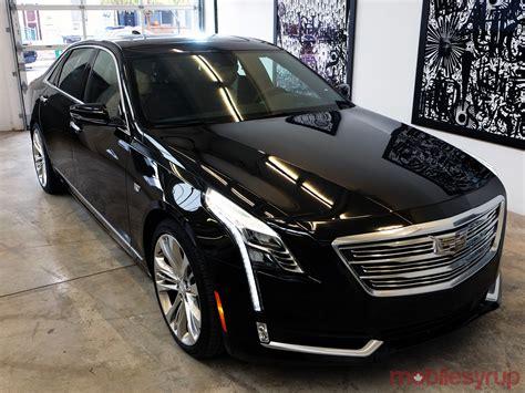 2017 Cadillac Ct6 Sedan Handson Checking Out Cadillac's