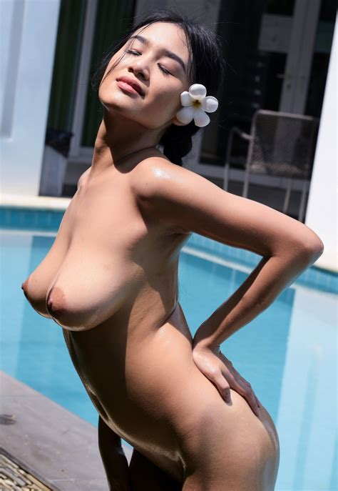 Kahlisa Thefappening Nude Hairy Model From Thailand 77