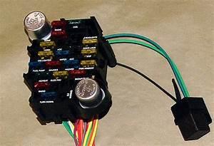 New Ez Wiring Harness Short Circuit Help Needed