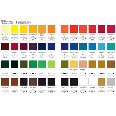 Eļļas krāsas Lefranc & Bourgeois 40ml