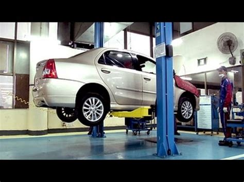 Car Service by Car Service Done In 60 Minutes