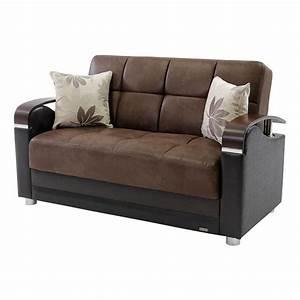Loveseat futon for El dorado sofa bed