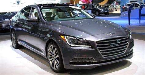 Elegance Revisited: 2015 Hyundai Genesis sedan