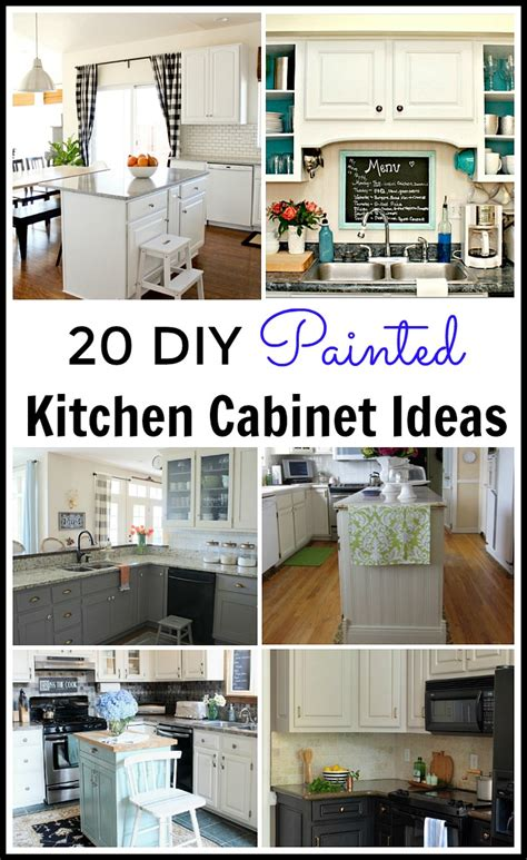 diy kitchen cabinets plans diy painted kitchen cabinets ideas quicua com