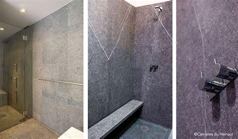 installation salle de bain italienne en bleue quel type de finition choisir