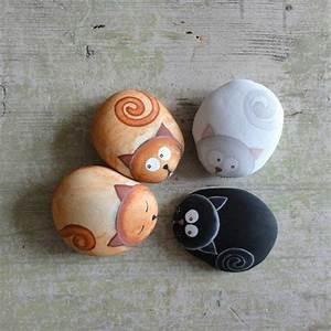 Bilder Mit Steinen Basteln : 1001 ideen f r steine bemalen dekoration f r zuhause oder nur zum spa ~ Orissabook.com Haus und Dekorationen