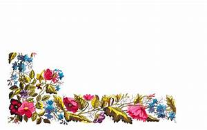 Floral, Vintage, Border, Frame, Free, Stock, Photo