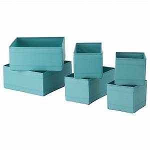 Ikea Cd Box : skubb box set of 6 light blue ikea ~ Orissabook.com Haus und Dekorationen