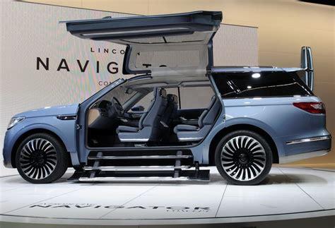 Jacht Lincoln Ne by Lincoln Gaat Voor Groot Met Hun Nieuwe Navigator Concept