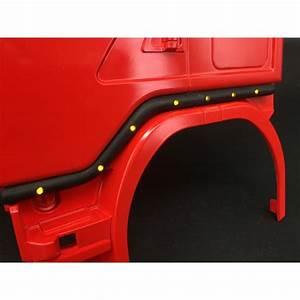 Front Fenders Led Lightbar Diy Kit For Tamiya Scania R470