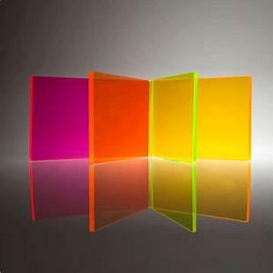 Fluorescent Acrylic Sheet Fluorescent Acrylic Sheet