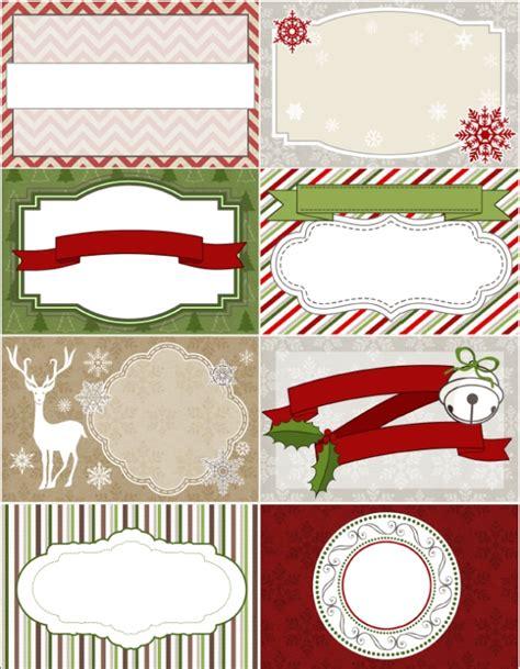 free christmas labels treetop glisten free labels digital scrapbooking papers worldlabel