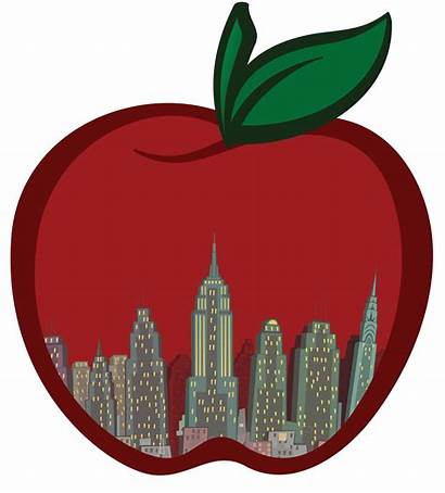 Apple Clipart York Nyc Clip Welcome Apples