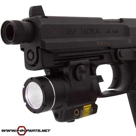 hk usp 45 laser light strmlght tlr 4 usp full tac light laser red