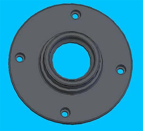 bearing hub 01 view 03