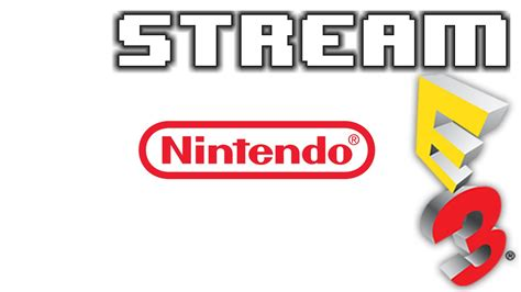 E3 2016: Nintendo 'Conference' - YouTube