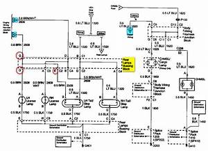 1994 Chevy 1500 Light Switch Wiring Diagram  U2022 Wiring