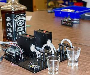 ShotBot - Arduino Powered Pump Project | electronics ...