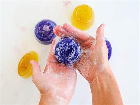 diy shower jelly inspired  lush whoosh shower jellies