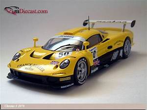 Chrono 1997 Lotus Elise GT1 50 1070 In 118 Scale