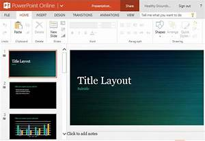 green brushed metal design powerpoint template With sophisticated powerpoint templates