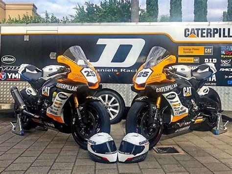 william adams cat renews jdr superbike sponsorship
