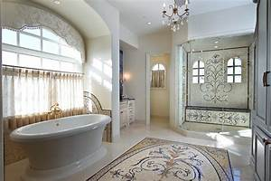30, Beautiful, Pictures, And, Ideas, High, End, Bathroom, Tile, Designs, 2020