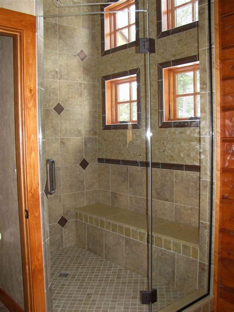 Tile Projects & Custom Shower Gallery   Northern Glass