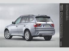 BMW X3 E83 2004, 2005, 2006, 2007 autoevolution