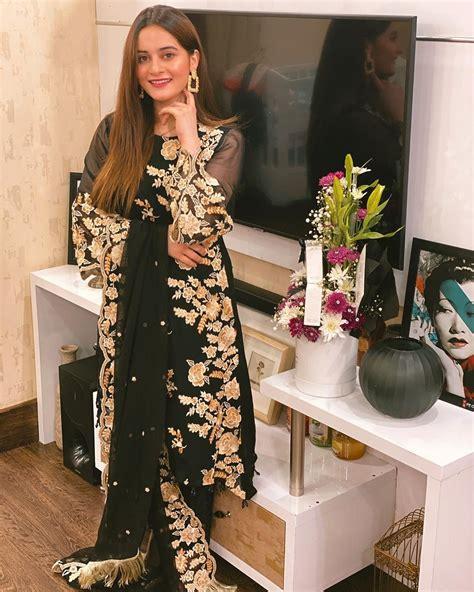 Latest Beautiful Clicks of Aiman Khan   Pakistani Drama ...