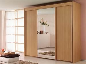 Schlafzimmerschrank Mit Spiegel : schwebet renschrank imperial rauch buche spiegel h235cm ebay ~ Orissabook.com Haus und Dekorationen